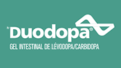 PrDUODOPA® - gel intestinal de lévodopa/carbidopa