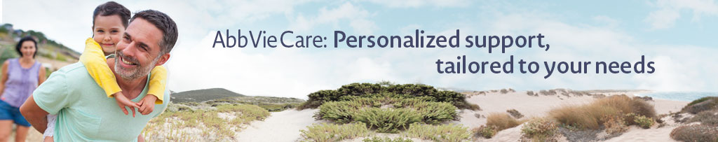 AbbVie Care: Personalized support, tailored to your needs