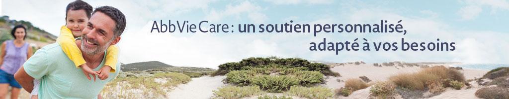 AbbVie Care : un soutien personnalisé, adapté à vos besoins